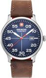 Afbeelding vanSwiss Military Hanowa Horloge 43 mm Stainless Steel 06 4326.04.003