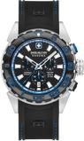 Afbeelding vanSwiss Military Hanowa Horloge 45 mm Stainless Steel 06 4324.04.007.23