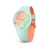 Afbeelding vanIce Watch IW016981 Duo chic horloge small dameshorloge Zilverkleurig,Blauw,Geel,Groen,Oranje