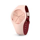 Afbeelding vanIce Watch IW016985 Duo chic horloge Medium dameshorloge Rood,Rosekleur,Roze