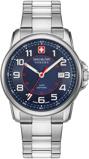 Afbeelding vanSwiss Military Hanowa Horloge 43 Stainless Steel 06 5330.04.003
