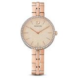 Afbeelding vanSwarovski 5517800 - Cosmopolitan - horloge dameshorloge horloge Rosekleur