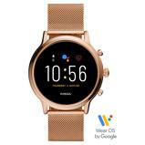 Afbeelding vanFossil Julianna Gen 5 FTW6062 Rosé Goud slimme horloge