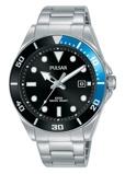 Afbeelding vanPulsar PG8293X1 horloge herenhorloge Zilverkleur