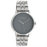 Afbeelding vanOOZOO C10555 Horloge Timepieces staal silver grey 36 mm