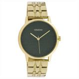 Afbeelding vanOOZOO C10558 Horloge Timepieces staal green 36 mm