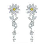 Afbeelding vanSwarovski 5512655 - Eternal Flower Pe - Meerkleurig - Oorstekers Oorbellen horloge Meerkleurig