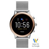 Afbeelding vanFossil FTW6061 Smartwatch Gen 5 Rosékleurig Julianna 44 mm