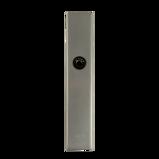 Afbeelding vanAMI blind buitenschild zonder cilindergat (rechthoekig) SKG***