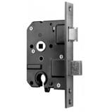 Afbeelding vanNemef 4119 veiligheids insteekslot DR. 2+4 doornmaat 50 PC 55 voorplaat rechthoekig SKG**
