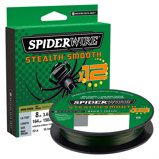 Afbeelding vanSpiderwire Stealth Smooth 12 Braid Moss Green 150m 0.19mm 18,0kg Gevlochten lijn