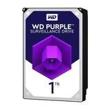 """Afbeelding vanWestern Digital Purple 1TB SATA 6Gb/s CE HDD 3,5"""" internal 5400Rpm 64MB"""