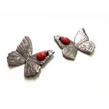Afbeelding van2 Vlinders Lieveheersbeestjes