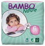 Afbeelding vanBambo Nature Luiers 6 XL 16 30kg