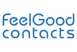 Feel Good Contacts Logo