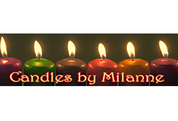 Candles by Milanne