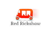 Image of red-rickshaw